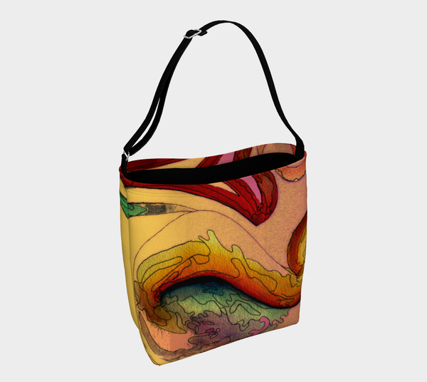 'A Rainbow is Born' Day Tote