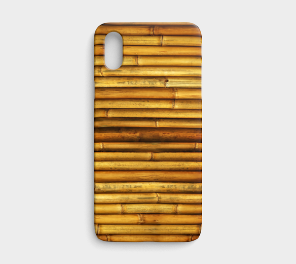 'Bamboo You' iPhone X case