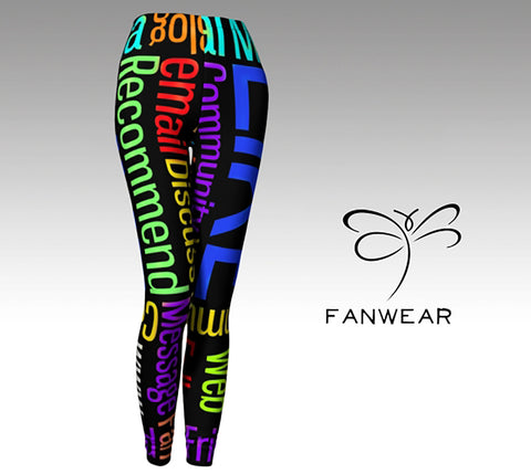 'FanWear' Leggings