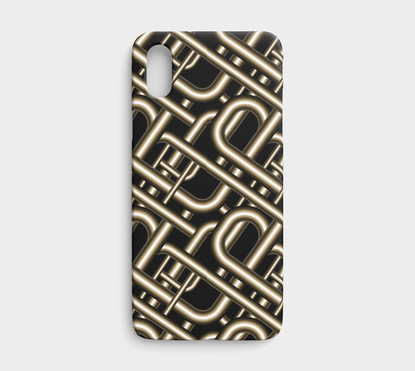 'Hard Wired' iPhone X case