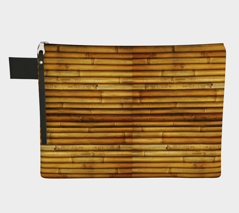 'Bamboo You' Zipper Carry-All