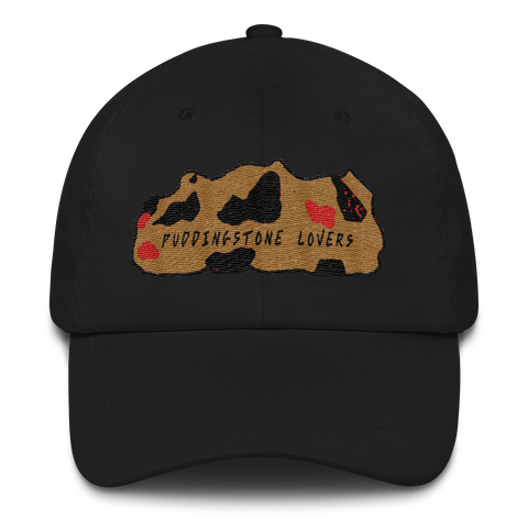 Pudding Stone Lovers Dad hat