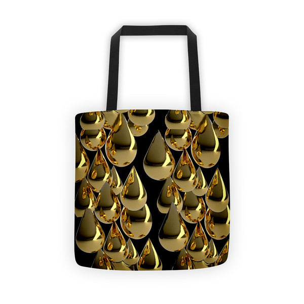 'Goldie Drops' Tote bag