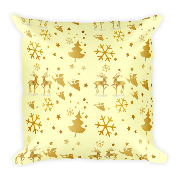 Holiday Memories Pillow