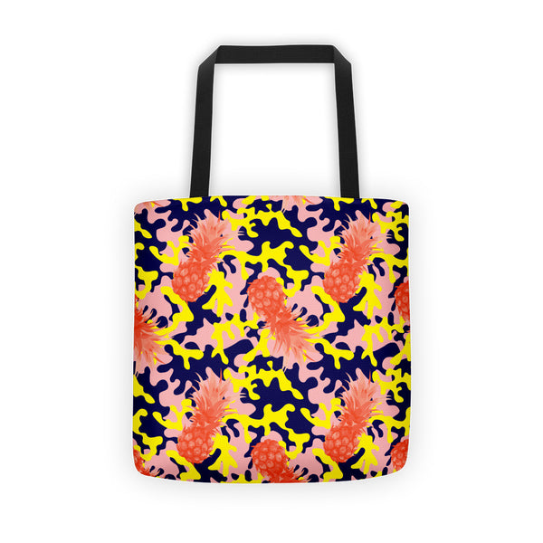 'Pink Pineapple' Tote bag