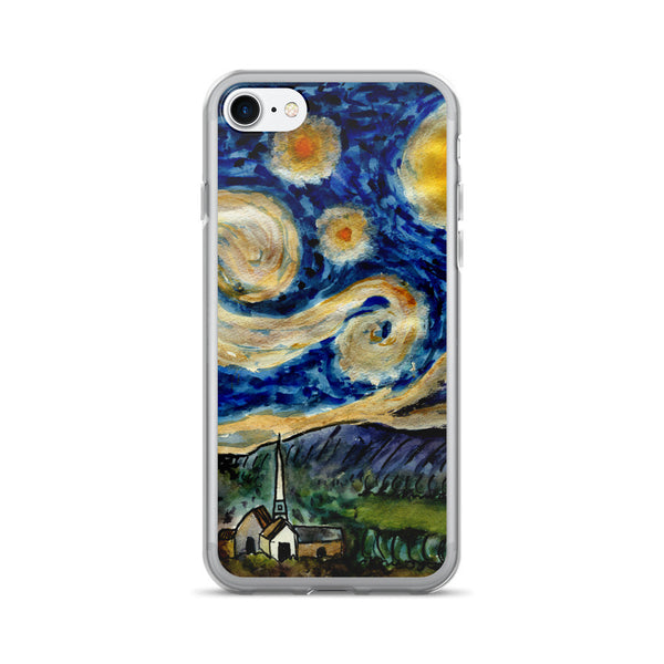 'Yo Van Gogh' iPhone 7/7 Plus Case