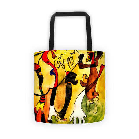 'Miro To Go' Limited Edition Tote bag