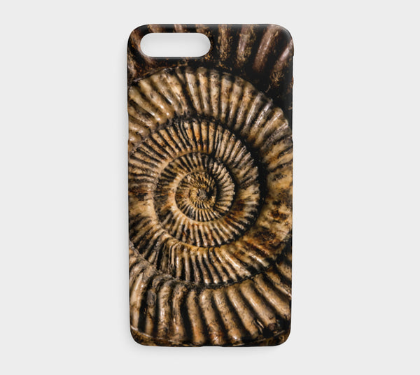 'Fossil Face' iPhone case