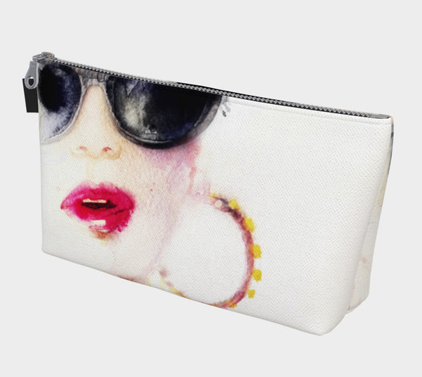 'The Look' Makeup Bag