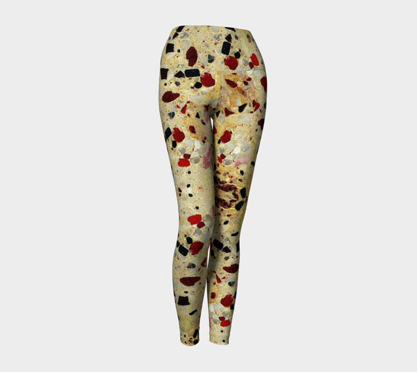 Pudding Stone Yoga legging