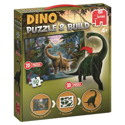 Dino Puzzle and Build