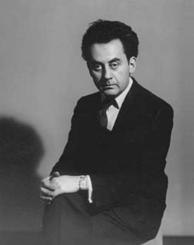 Man Ray, portrait of the artist