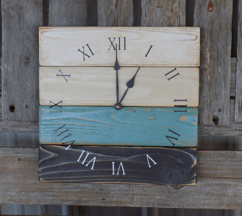 Farmhouse Pallet Clock - The Pallet Doctor