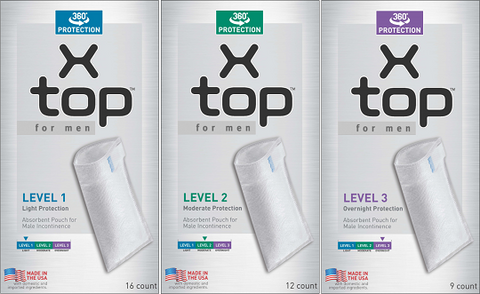 X-top for men