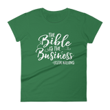 Bible Business