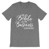 BIBLE BUSINESS Unisex