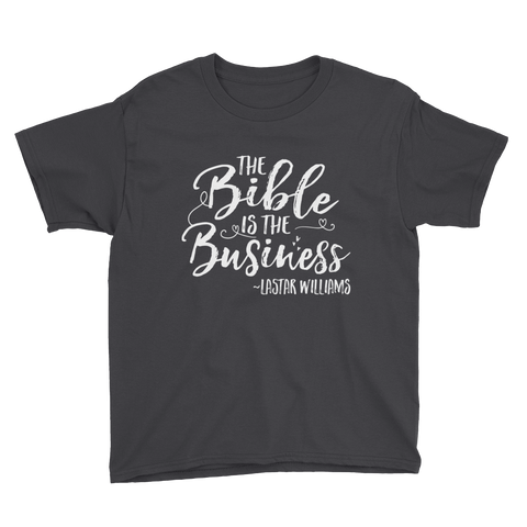 BIBLE BUSINESS Boys T-Shirt