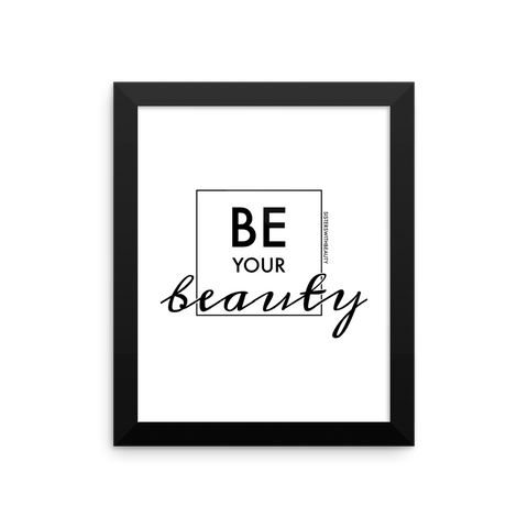 BeYourBeauty  Poster