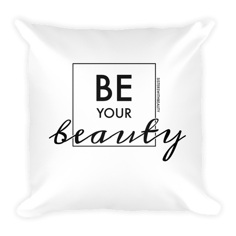BeYourBeauty Pillow