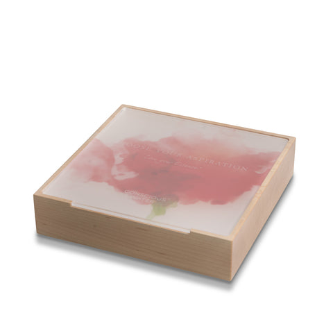 Luxury Refill Wood Presentation Box 48 LOVE