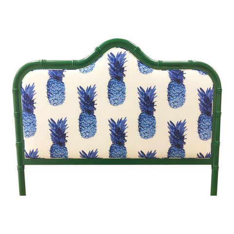 Beaufort Emerald Headboard, Queen