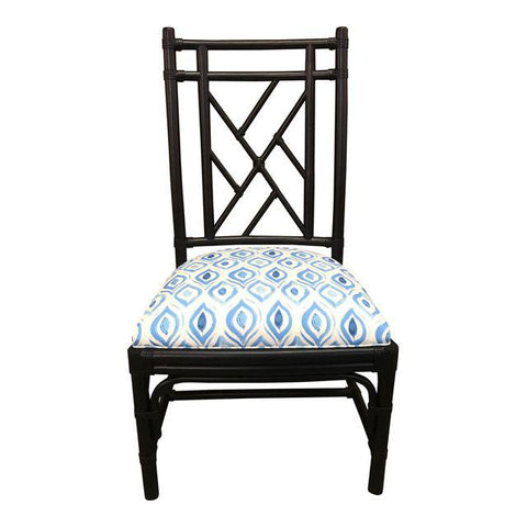 Charleston Side Chair, Ebony