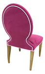 12 Available, Jennifer Chairs, Crypton Velvet