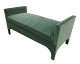 Ryder Day Bed, Emerald Velvet