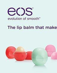 Eos Organic Smooth Sphere Lip Balm 6 pack Summer Fruit, Sweet Mint, Strawberry Sorbet 2 of Each - RokBuy - Health personal care -