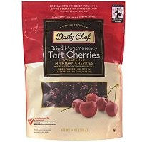 Daily Chef Dried Montmorency Tart Cherries - 14 oz - RokBuy - Grocery -