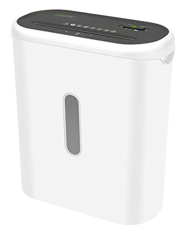 GoECOlife Limited Edition 8-Sheet Micro-Cut Shredder - RokBuy - Office -