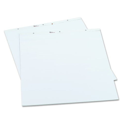 Office Impressions Unruled Easel Pad ,50 Sheets (2 Pads) - RokBuy - Office -