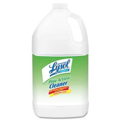 Lysol Pine Action Cleaner - 1 gal. - RokBuy - Office -