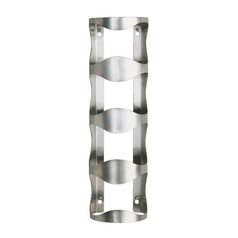 Ikea Stainless Steel 4-bottle Wine Rack - RokBuy - Home -