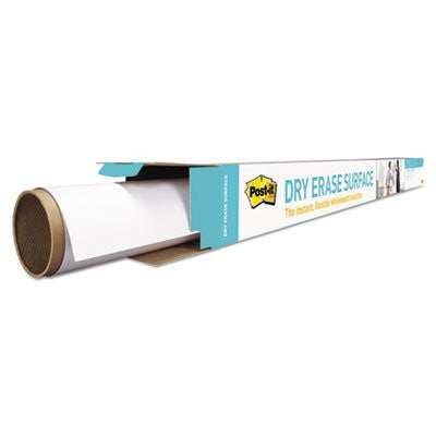Post-it, Dry Erase Surface with Adhesive Backing, White - RokBuy - Office -  - 1