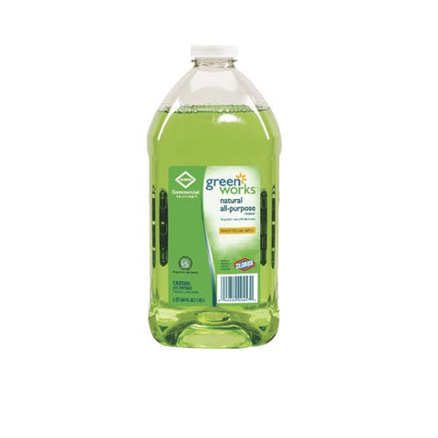 Green Works All-Purpose Cleaner, Refill (64 oz.) - RokBuy - Office -