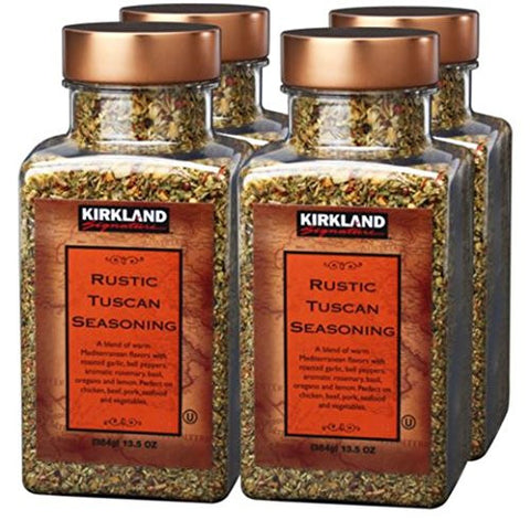 Kirkland Signature Rustic Tuscan Blend 4 -pack - RokBuy - Food -