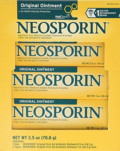 Neosporin Original Ointment - Value Pack - RokBuy - Health -