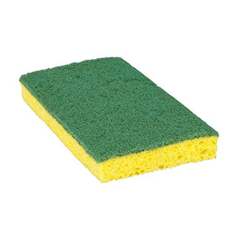 Scotch-Brite Medium-Duty Scrubbing Sponge - 3 1/2 x 6 1/4 - 10 pk. - RokBuy - Office -  - 1