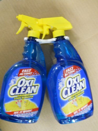 Oxi-clean Stain Remover 2/31.5 Oz Trggers by OXI-CLEAN - RokBuy - Health personal care -