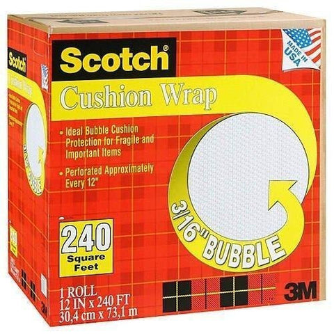 Scotch Cushion Bubble Wrap - RokBuy - Office -