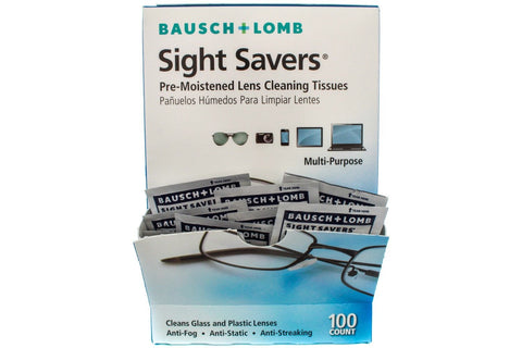 Bausch & Lomb Sight Savers - 100 ct. per box, Various Quantities Available - RokBuy - Personal Care -