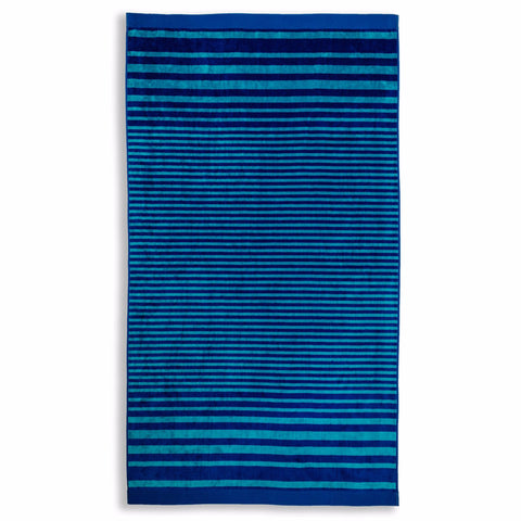 "Member's Mark Oversized Soft Beach Towel - 72"" x 40"" - (Various Designs) - RokBuy - Beach - Horizontal Stripe - 1"