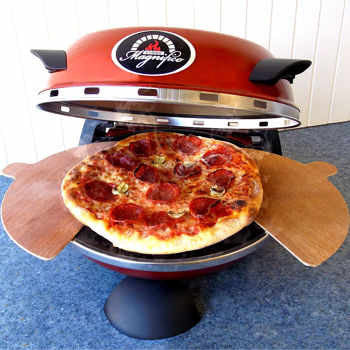 "Forno Magnifico Electric 12"" Pizza Oven - RokBuy - Home -"