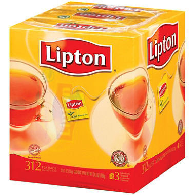 Lipton Tea Bags, 2 Pack - RokBuy - Food -