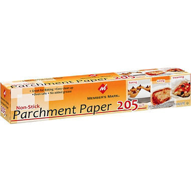 Member's Mark Non-Stick Parchment Paper, 2 Pack - RokBuy - Food -