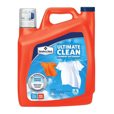 Member's Mark Ultimate Clean Liquid Laundry Detergent - RokBuy - Office -