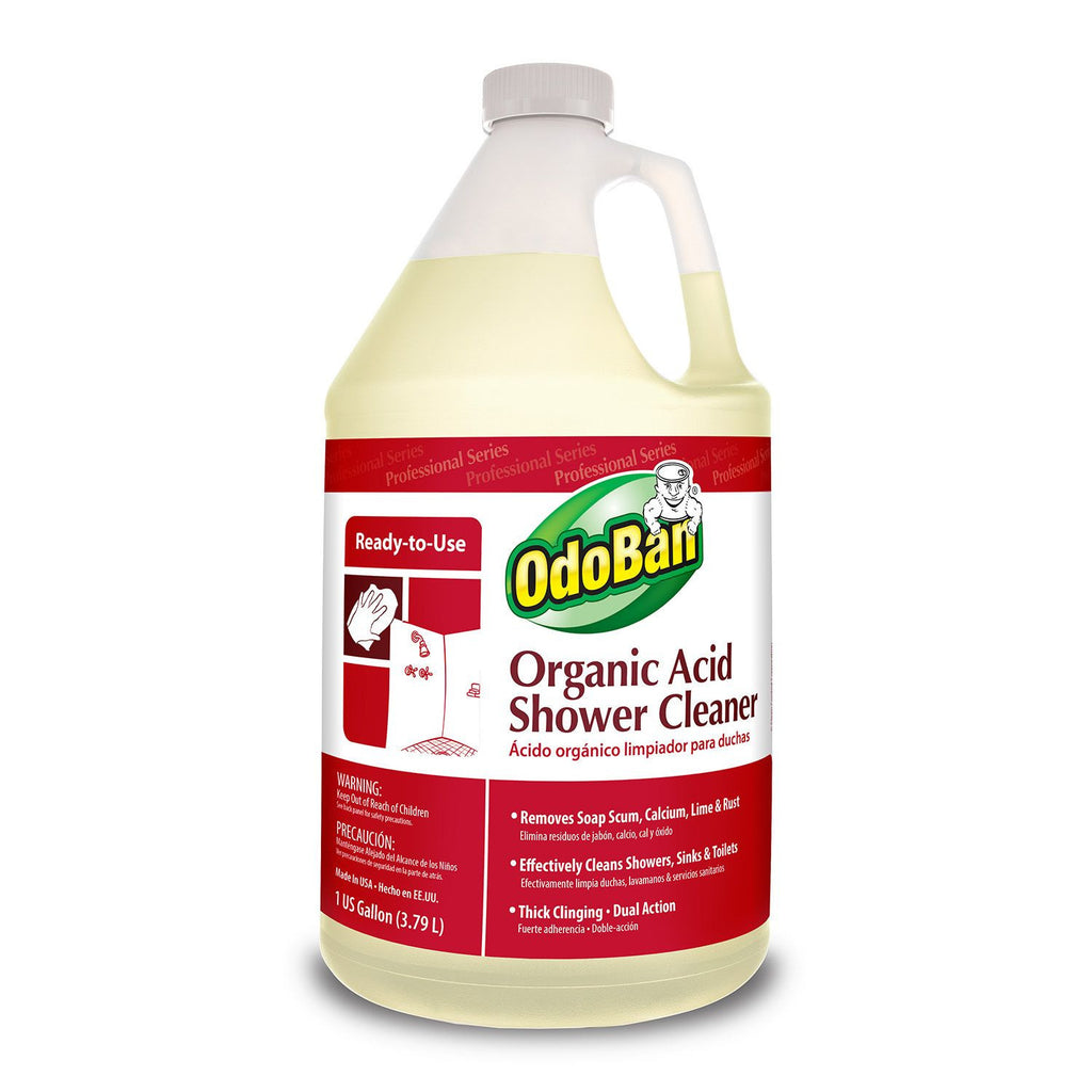 Odoban Earth Choice Organic Acid Shower Cleaner - 1 Gallon - RokBuy - Home -