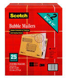 Scotch Bubble Cushioned Self-Sealing Mailers (Various Sizes Available) - RokBuy - Office -  - 2