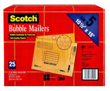 Scotch Bubble Cushioned Self-Sealing Mailers (Various Sizes Available) - RokBuy - Office -  - 3